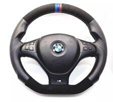 Bmw Steering Wheel X5M X6M E70 E71 x5 x6  Custom Flat bottom Individual