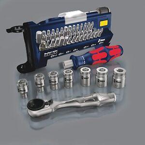 Wera 05227704001 RedBull Racing Bit-Sortiment Tool-Check PLUS, 39-teilig