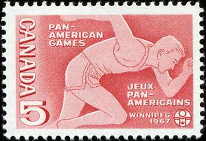 Canada Scott 472 Runner VF MNH OG (17532)