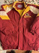 EUC Vintage Washington Redskins Starter NFL Football Jacket Parka Large Mens