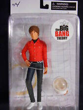 """THE BIG BANG THEORY """"HOWARD WOLOWITZ"""" 6"""" ACTION FIGURE (SD TOYS) NEW"""