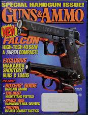Magazine GUNS & AMMO October 1995 ! BAIKAL IZH-39 Over/Under 12-Gauge SHOTGUN !