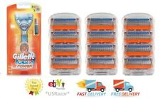 Gillette Fusion 5 Razor Blades - 12 Cartridges