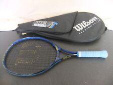 C4 Racchetta da tennis Wilson Sting martello con Custodia NUOVO Grip 12