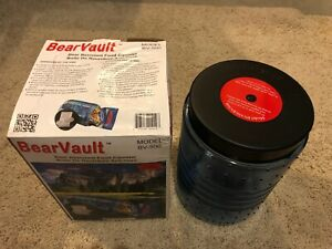 bear-vault BV-500 large backpacking camping hiking proof food storage container