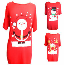 Christmas Short Sleeve T-Shirts for Women without