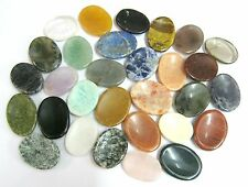 30 WORRY STONES LOT CHAKRA HEALING REIKI FENG SHUI GIFT CRYSTAL ENERGY POWER