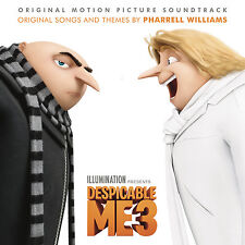 Despicable Me 3 (original Motion Picture Soundtrack by Pharrell Williams CD