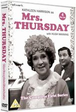 MRS THURSDAY the complete first series 1. 4 discs. New sealed DVD.