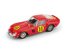 FERRARI 250 GTO ch.4399GT RHD TOURIST TROPHY GOODWOOD 1963 1° G.HILL  Brumm R537