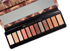 Urban Decay Naked Reloaded Eyeshadow Palette matte shimmer natural eye shadows