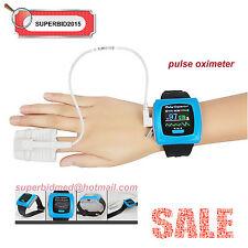 CE FDA polso Pulsossimetro spo2 PR battito cardiaco ossigeno nel sangue USB PC Software