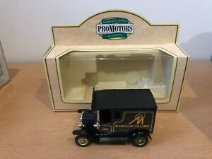 Lledo - Ford Model T Van - Classic Colliery Collection - Markham - RARE