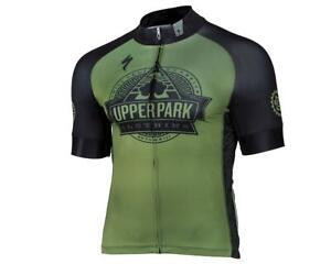 AMain Upper Park Specialized SL Expert Jersey (Green)