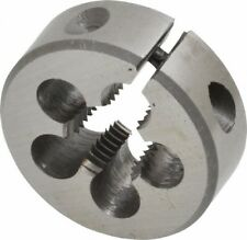 "Value Collection 3/8-24 UNF Thread, 1"" Outside Diam High Speed Steel Round Di..."
