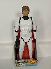 """Star Wars Luke Skywalker  31""""  figure Jakks Pacific 2014"""