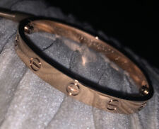 Cartier LOVE Bracelet  Size 18 (Replica)
