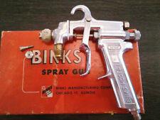 Binks Model 7 K Paint Spray Gun 2k