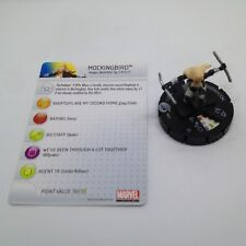 Heroclix Chaos War set Mockingbird #005 Fast Forces figure w/card!