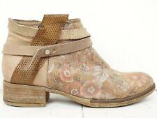 MJUS 💕 Stiefeletten Gr. 38 Damen Leder Ankle Boots Shoes