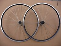 700c Road Sport Racing Bike Bicycle wheels 8 / 9 / 10 / 11 speed cassette Q.R