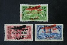 CKStamps: Alaouites Stamps Collection Scott#C17-C19 Mint H OG