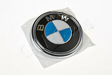 Genuine BMW PORTELLONE CROMO 325 emblema distintivo logo caratteri OEM 51141924867