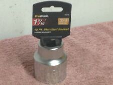 """Allied Tools Pro Grade ~ 3/4"""" Dr ~ 1 9/16"""" Socket ~ 12 Point Torque ~ Dyna-Drive"""