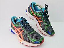 ASICS Gel Exalt 2 T4B6Q Womens Size 8 Running/Crosstrain Shoes Black Coral Y251