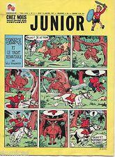 Junior (Supplément à Chez Nous) - N°2 - 1967 - ABE