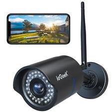Iegeek 1080p WiFi IP Camera Wireless Outdoor CCTV HD Smart Home Security Ig80