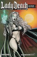 Lady Death Apocalypse #6I Century Edition LTD 100