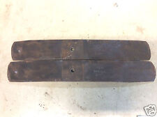 1971 Mustang Rear Spring Lower Leaf Plate part # D1ZA-5558-LA 0H