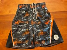 Flow Society Youth Lax Smoke Athletic Shorts Size M - EUC
