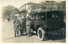 CARTE POSTALE / ALGERIE // ARRET A EIPAZA // 1920 / VOITURE / THE CAR / HOTEL