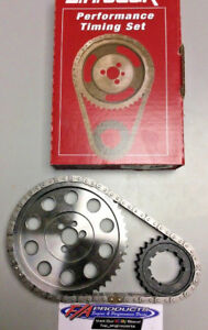 Big Block Chevy 454 Billet .250 Roller Timing Set With Bearing S.A.GEAR 78510T-9