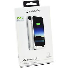 New Mophie Juice Pack Air 100% Extra Battery iPhone 5/5S/SE Charger Case Cover