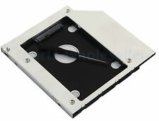 2nd Hard Drive HDD SSD Caddy for Macbook Pro Swap 9.5mm SATA Superdrives DVD ODD