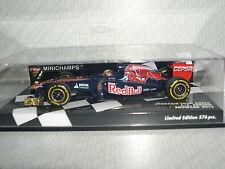 Minichamps: Scuderia Toro Rosso J.E.Vergne Showcar 2012 -410120087