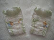 *2* Huggies Newborn Diapers Great 4UR Reborn Doll Play