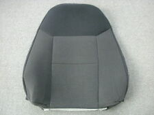 Saab 900 black cloth front seatback cover 94-98
