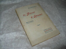 MONS.F.VINELLI LA DIOCESI DI CHIAVARI NOTE DI CRONACA 1908 TIPOGRAFIA GIOVENTU'