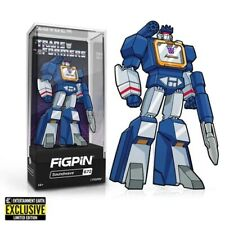 Transformers G1 Soundwave FiGPiN Classic Enamel Pin EE Exclusive IN Hand