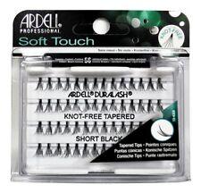 Ardell Soft Touch Duralash Knot Free Tapered Short Black Fake Eyelash Lash