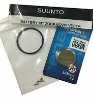 Suunto Battery Kit For Zoop Novo Vyper Novo Scuba Diving Computer SS023242000