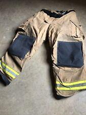Mens Firefighter Turnout Bunker Pants Globe Gxtreme 48 X 30 Mfg 2011 Nice