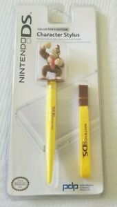 Nintendo DS Collector Character DK Donkey Kong Stylus Strap DS Lite DS XL 3DS