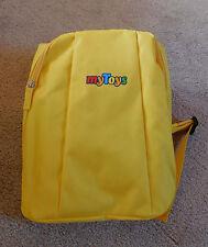 Kinderrucksack, gelb, neu