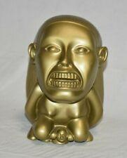 "Diamond Select 8"" Indiana Jones Gold Idol Replica Bank Prop Figure"