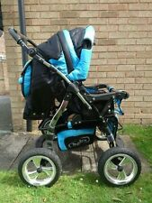 Boys Prams with Bassinet/Carrycot